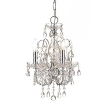 Imperial 4 Light Mini Chandelier