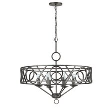 Odette 8 Light Chandelier