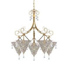 Signature 6 Light Chandelier