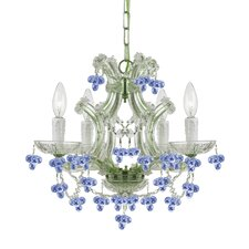 Hot Deal 4 Light Chandelier