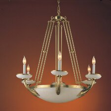 Hot Deal 6 Light Chandelier