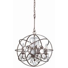 Solaris 4 Light Chandelier