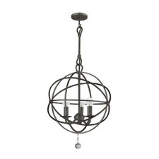 Solaris 3 Light Mini Foyer Pendant