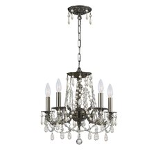 Mirabella 5 Light Chandelier