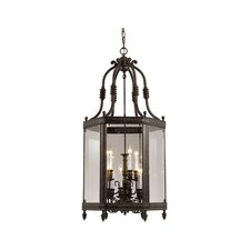 Windsor 6 Light Hanging Lantern