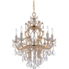 Maria Theresa 5 Light Chandelier