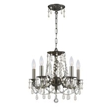 Regis 5 Light Chandelier