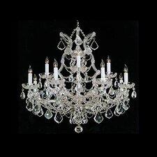 Maria Theresa 12 Light Chandelier