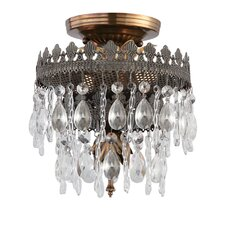 Alhambra Semi Flush Mount