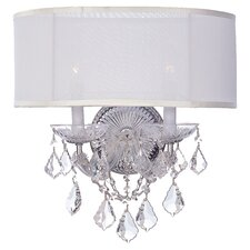 Brentwood 2 Light Wall Sconce