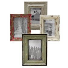 <strong>Import Collection</strong> Rustic Picture Frame (Set of 4)