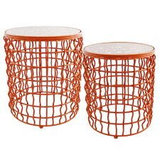 Decanto End Table (Set of 2)