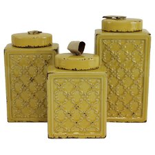 Connie Canister (Set of 3)