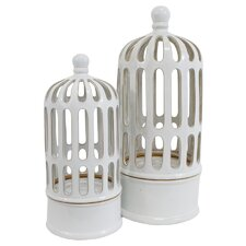 Canary Bird Cage (Set of 2)