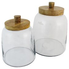 Ruth Jar (Set of 2)