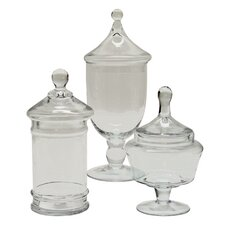 Kasper Jar (Set of 3)