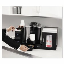 Breakroom Coffee Organizer (Set of 13)