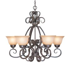 Sheridan 6 Light Chandelier