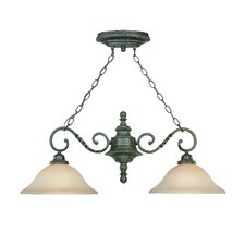 Sutherland 2 Light Pendant