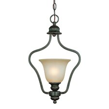 <strong>Jeremiah</strong> Old Burlington 1 Light Pendant