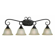 Torrey 4 Light Bath Vanity Light