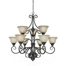 Torrey 9 Light Chandelier