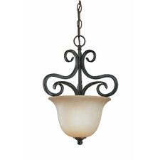 Torrey 1 Light Large Pendant