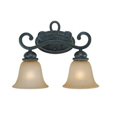 Highland Place 2 Light Wall Sconce
