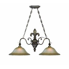 Devereaux 2 Light Chandelier