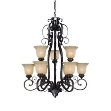 LaGrange 9 Light Chandelier