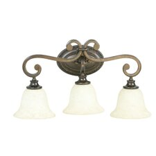 Toscana 3 Light Bath Vanity Light