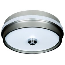 5th Avenue 3 Light Flush Mount