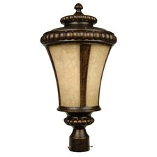 Prescott 1 Light Outdoor Post Lantern