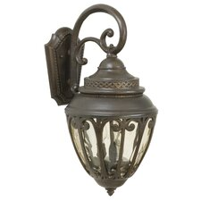 <strong>Jeremiah</strong> Olivier 1 Light Outdoor Wall Lartern