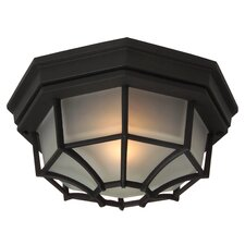 Bulkheads 1 Light Outdoor Flush Mount