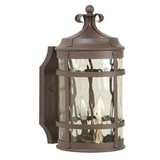 Espana 2 Light Outdoor Wall Lantern