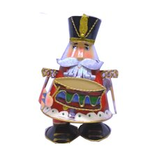 Bouncing Nutcracker with Drum