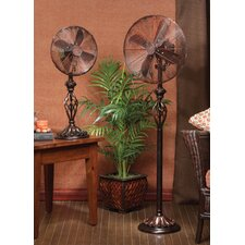 "Prestige 16"" 3 Speed Pedestal Floor Fan"