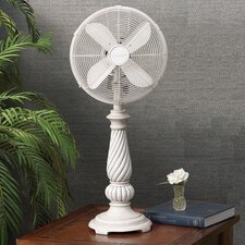 Providence Decorative Table Top Fan