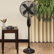 Blackwood Decorative Floor Fan