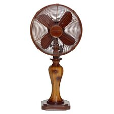 Sambuca Oscillating Table Fan