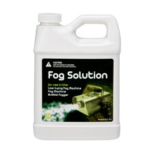 One Quart Fog Solution