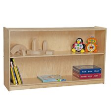 Contender Mobile Two Shelf Storage