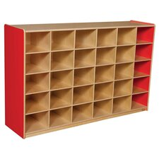 Storage Unit 30 Compartment Cubby