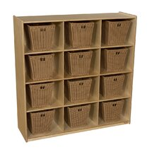 12 Compartment Cubby