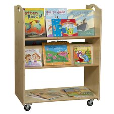 Mobile Library Cart