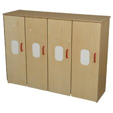 Toddler 16 Compartment Cubby