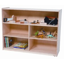 "<strong>Wood Designs</strong> 36"" Extra Deep Versatile Storage Unit"