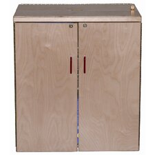 Wood Designs Teacher S Locking Cabinet Amp Reviews Wayfair