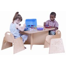 <strong>Wood Designs</strong> Tot Size Multi Use Table